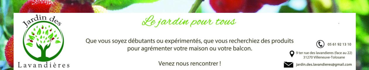 jardinerie pépinière 31270 Villeneuve-Tolosane